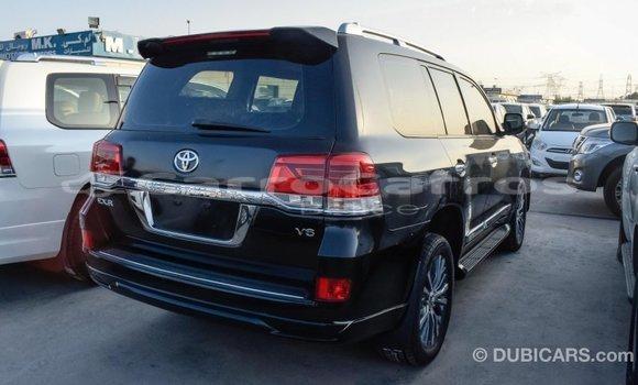 Buy Import Toyota Land Cruiser Black Car in Import - Dubai in Belize