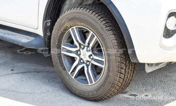 Buy Import Toyota Fortuner White Car in Import - Dubai in Belize
