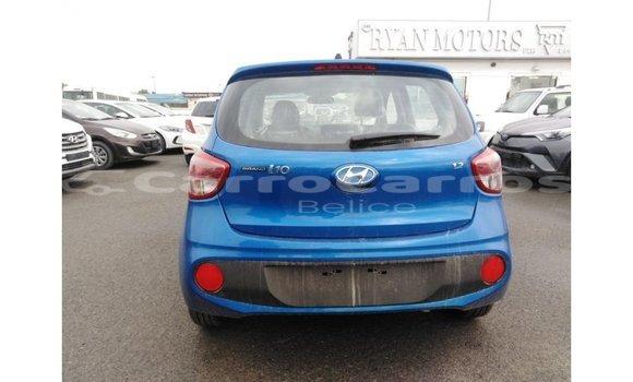 Buy Import Hyundai i10 Blue Car in Import - Dubai in Belize